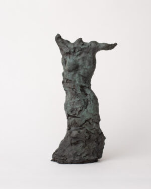 Essence of a Woman 2 - Sculpture - Pia Hutters