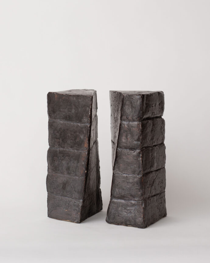 Matching Opposites - Sculpture - Pia Hutters