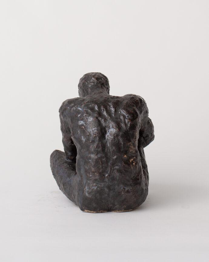 Resting Man - Sculpture - Pia Hutters
