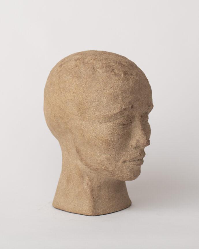 Peaceful - Sculpture - Pia Hutters