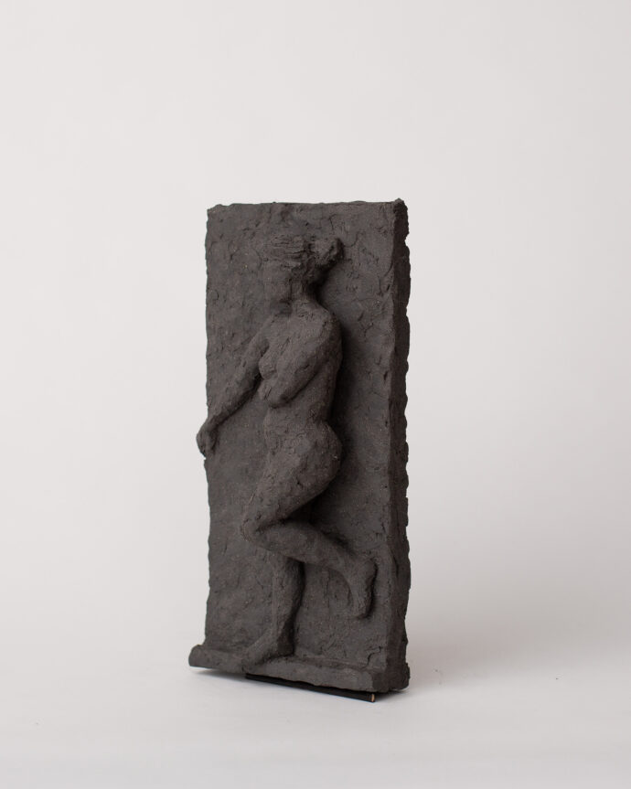 Leaning - Sculpture - Pia Hutters