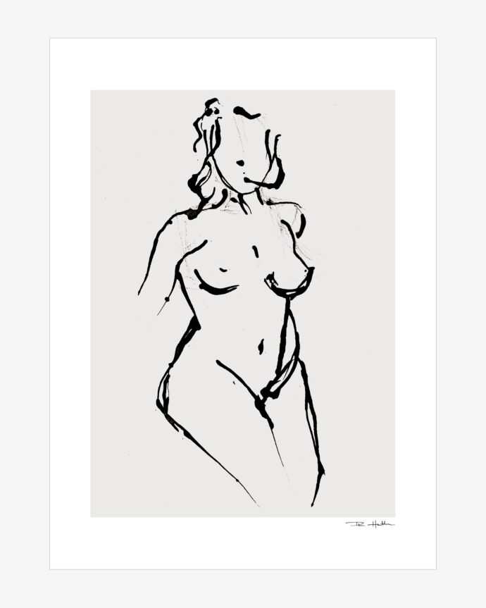 Woman - Prints - Pia Hutters